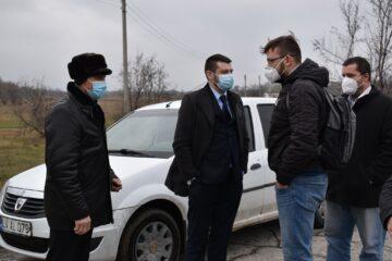 O vizită de studiu a experților din Cehia în orașul Leova