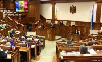 Maia Sandu a dizolvat Parlamentul: Alegeri anticipate pe 11 iulie 2021