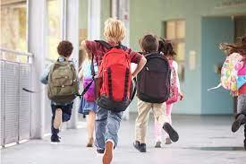 Elevii vor ieși în curând în vacanța de Paști