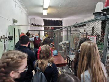 """Un grup de liceeni de la Liceul Teoretic """"Constantin Spătaru"""" din Leova au fost în vizită la UTM"""