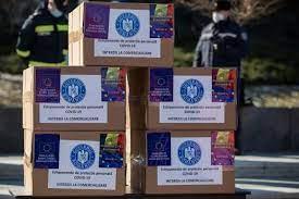 1,6 milioane de mănuși medicale de unică folosință și 300.000 de măști de protecție donate Moldovei de către OMS, Guvernul Germaniei și Uniunea Europeană