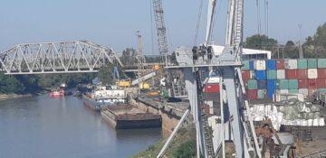 BERD, unicul proprietar al Portului Giurgiulești