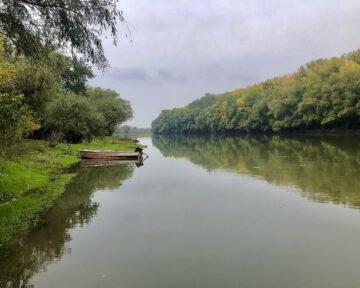 """În raionul Căușeni s-a desfășurat acțiunea-concurs """"Râu curat de la sat la sat"""""""