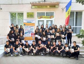 300 de elevi din raionul Cahul, mai bine informați despre riscurile abuzului și exploatării sexuale
