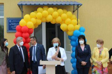 Inaugurarea punctului de asistență medicală urgentă la Iargara