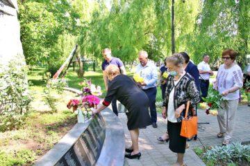 Comemorarea victimelor represiunilor staliniste