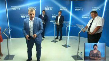 Organizațiile neguvernamentale de media condamnă comportamentul agresiv al președintelui Partidului Regiunilor din Moldova, Alexandr Kalinin, în raport cu jurnalista Lorena Bogza