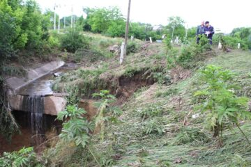 Prejudicii importante, cauzate de ploile torențiale