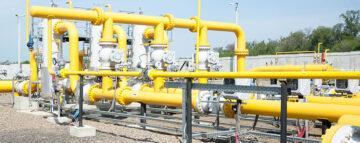 Noi rețele de gaze naturale în raioanele de sud ale țării