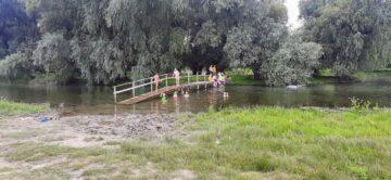 Verificări în zonele apelor de frontieră ale  Prutului