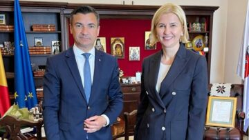 Găgăuzia studiază experiența României