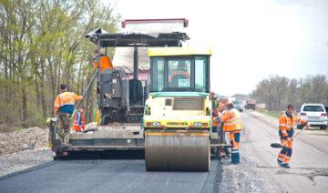 Analizarea construcției a două sectoare din drumul național Chișinău-Giurgiulești