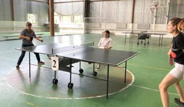 Campioni la tenis de masă