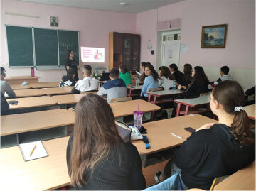 Tinerii din Republica Moldova luptă pentru egalitatea de gen