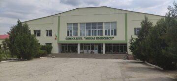 """Încă o instituție educațională din Sudul Moldovei se va bucura de eficiență energetică. În Gimnaziul ,,Mihai Eminescu"""" a fost finisat un proiect în acest sens"""