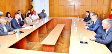 Noi perspective de cooperare între raionul Cimișlia și județul Dolj