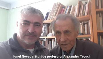 Profesorul Alexandru Tecuci, o istorie încă vie a Cahulului (II)