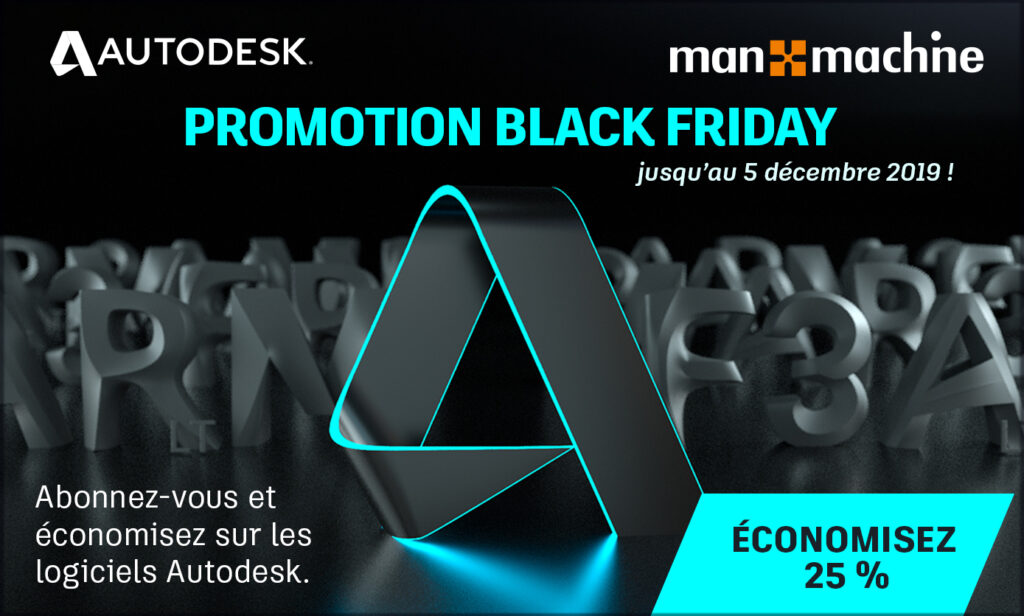 Black Friday Autodesk
