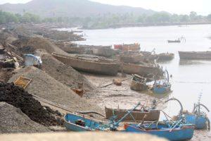 Illegal Sand Mining India