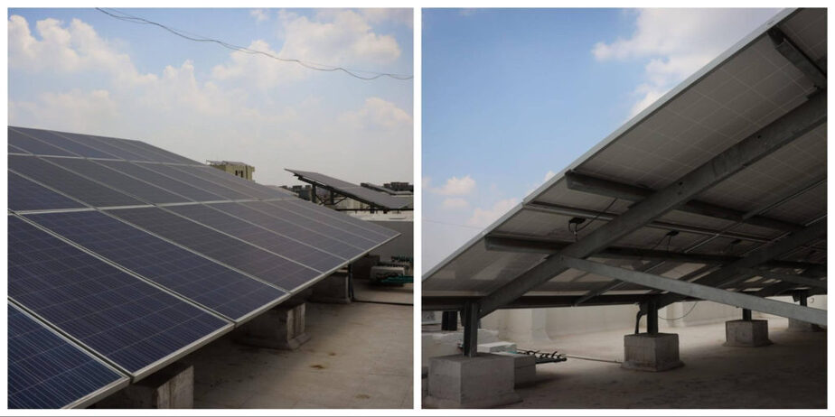 Solar Panels Roof Tops The Bastion