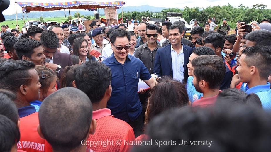 National Sports University Manipur