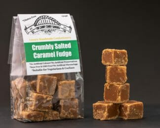 CCG Crumbly Salted Caramel