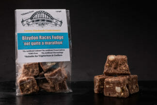 Blaydon Races Fudge