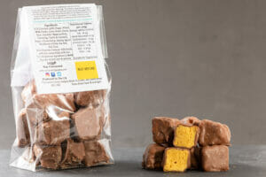 The Canny Candy Gadgies Chocolate Salted Caramel Honeycomb