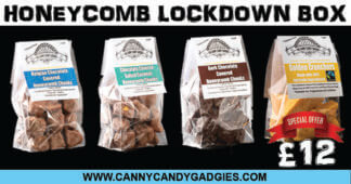 Honeycomb Lockdown Box