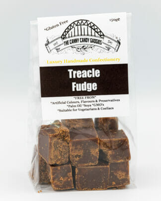 Treacle Fudge