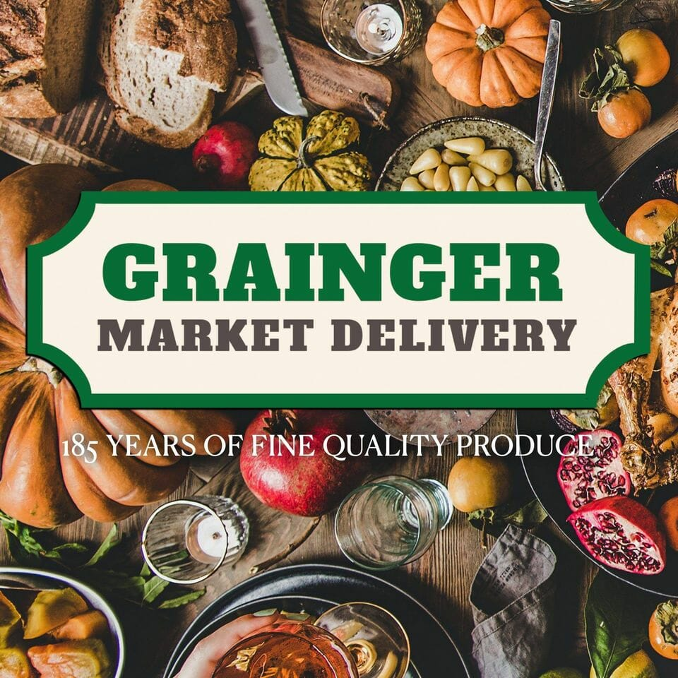 Grainger Delivery