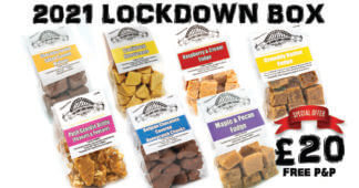2021 Lockdown box of confectionery