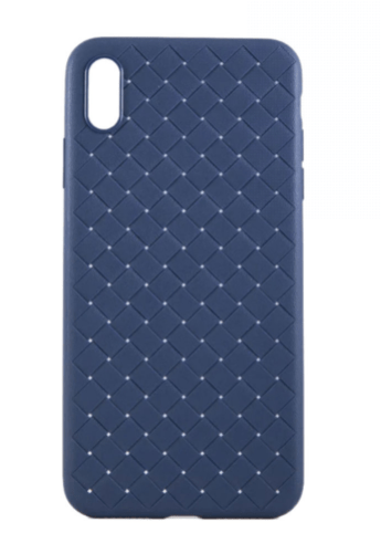 Protective Case Cover For Apple iPhone XS Max Blue