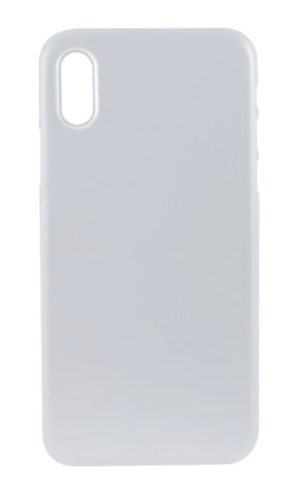 Protective Case Cover For Apple iPhone X / XS White
