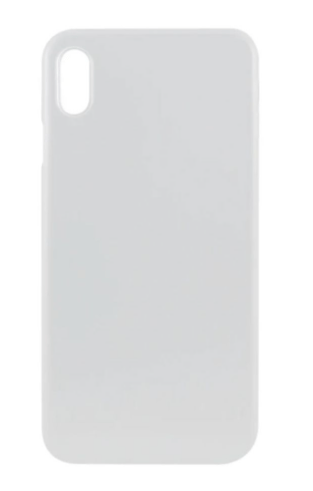 Protective Case Cover For Apple iPhone XS Max White