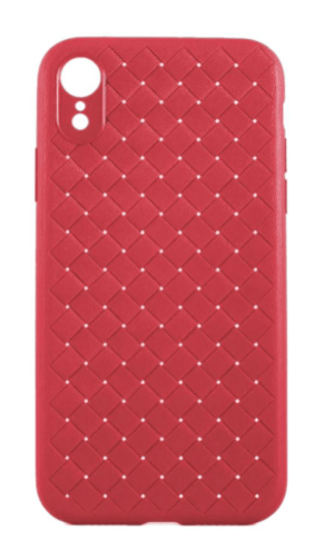 Protective Case Cover For Apple iPhone XR Red