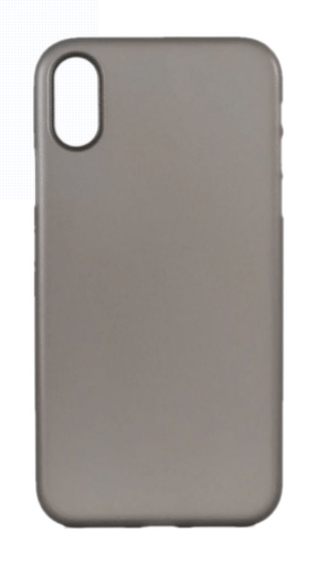 Protective Case Cover For Apple iPhone XR Grey