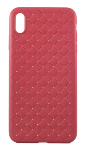Protective Case Cover For Apple iPhone XS Max Red