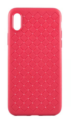 Protective Case Cover For Apple iPhone X / XS Red