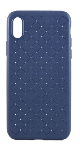 Protective Case Cover For Apple iPhone X / XS Blue