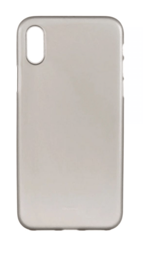 Protective Case Cover For Apple iPhone X / XS Grey