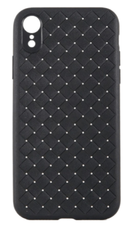 Protective Case Cover For Apple iPhone XR Black