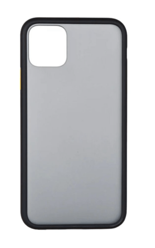 Protective Case Cover For Apple iPhone 11 Black
