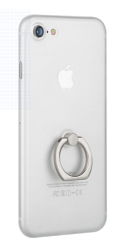 Case Cover With Ring Stand For Apple iPhone 7/iPhone 8