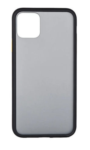 Protective Case Cover For Apple iPhone 11 Pro Max Black