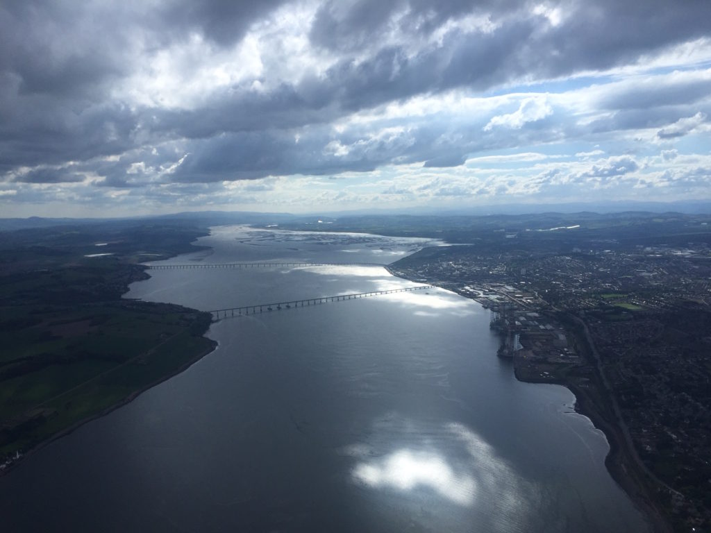 Dundee and the River Tay