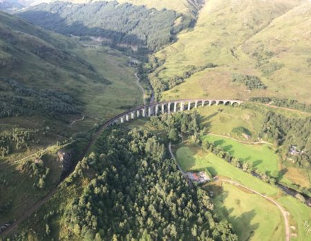 Helicopter Tours Scotland