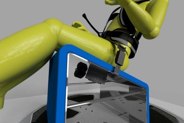 CircleGarage-SingularPerception-VR Footboard1