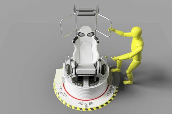 CircleGarage-SingularPerception-VR Footboard3