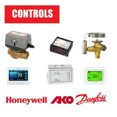 thermostat controls banner